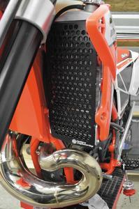 Enduro Engineering Motorcycle Radiator Guards 12-400