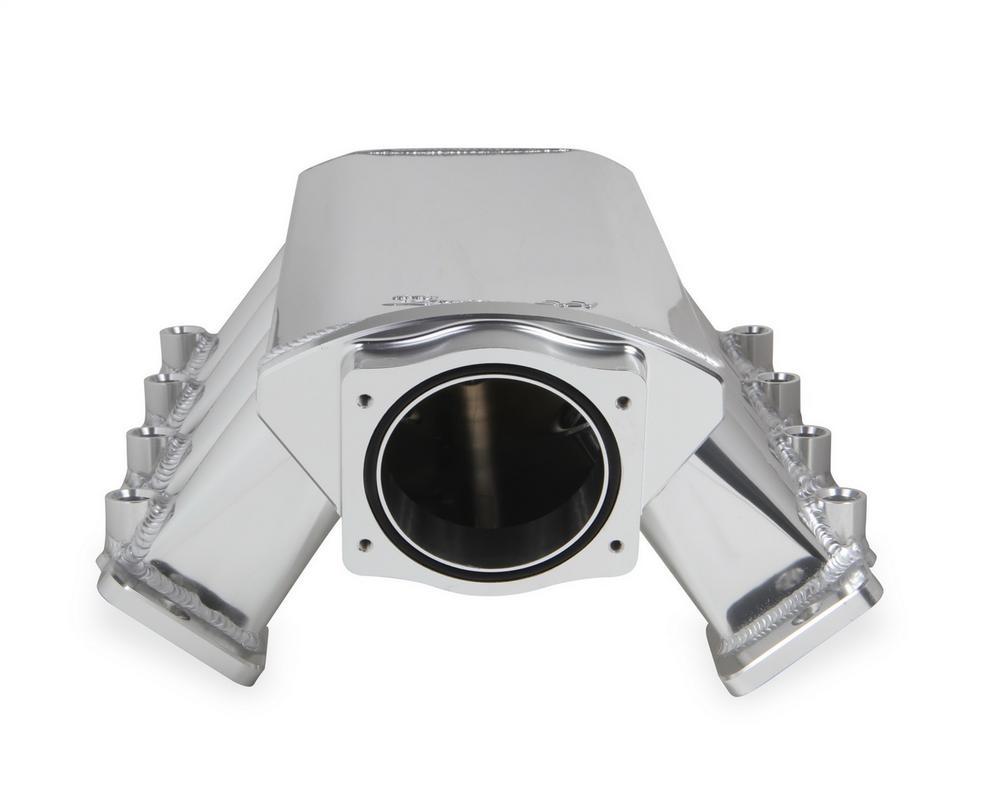 Holley Performance 820041 Holley Sniper Hi-Ram Fabricated Intake Manifold