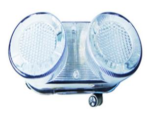 Advanced Lighting Designs TL-0002-IT Integrated Taillight - Clear