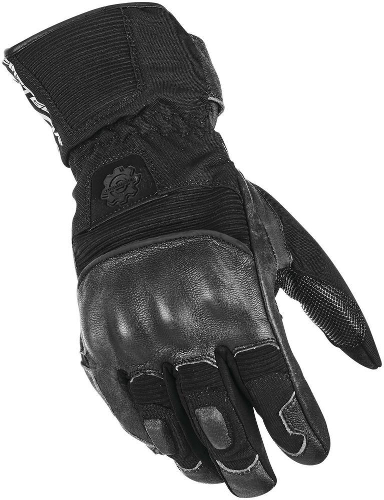 Firstgear Axion Gloves (Black, Small)
