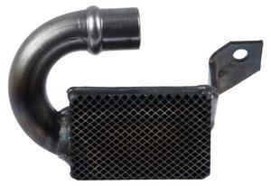 CHAMP PANS Road Race Oil Pump Pickup 8 in Deep Pan Small Block Chevy P/N 1007SB