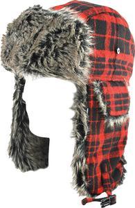 Zan Headgear Buffalo Plaid Trooper Hat WTH068