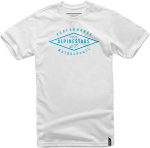 Alpinestars 2016 Expedition Short Sleeve T-Shirt White Mens Size L