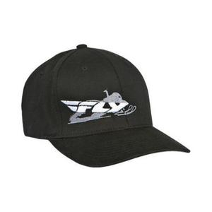 Fly Racing Primary Hat (Black, Large - X-Large)