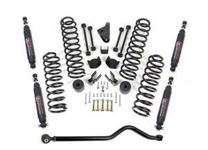 ReadyLift 69-6403 Spring Lift Kit w/Shocks Fits 07-18 Wrangler Wrangler (JK)