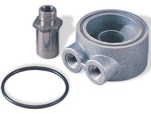 Flex-a-lite 3965 Oil Cooler Sandwich Adapter Kit