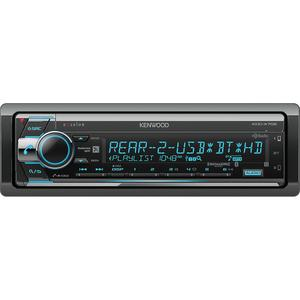 Kenwood Excelon KDC-X702 In Dash CD Player with Built-in Bluetooth & HD Radio