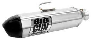 Big Gun UTV Exhaust EXO Stainless Slip On Muffler 14-7502