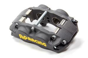 AP BRAKE Clear Anodize 4 Piston Brake Caliper P/N 1902806