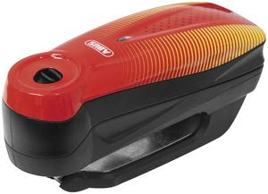 Abus 4003318 04140 2 Detecto 7000 RS 1 Lock/Alarm - Sonic Red