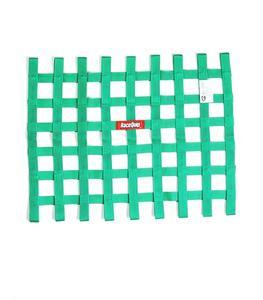 RACEQUIP 18 x 24 in Rectangle Green Window Net P/N 725075