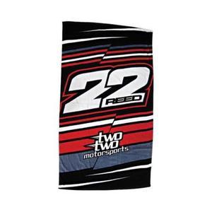 Smooth 1716-502 22 Motorsports Beach Towel