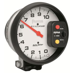 AutoMeter 5795 Phantom Memory Tachometer