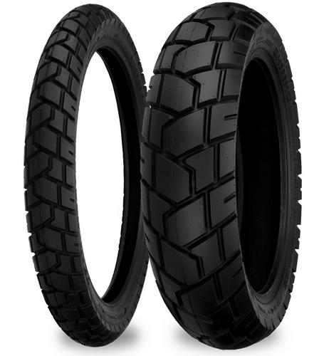Shinko 87-4526 705 Series Front/Rear Tire  - 120/80-18