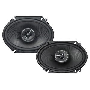 "Kenwood KFC-X683C Car Audio Coaxial Speakers 6""x8"" 2-Way"