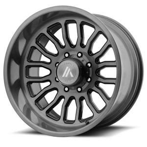 "4-Asanti Off Road AB815 Workhorse 20x12 8x180 -40mm Brushed Wheels Rims 20"" Inch"