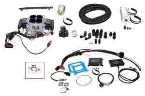 Quick Fuel Technology QFI-500SM Fuel Injection Master Kit