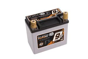Braille AGM 12 V 323 Cranking Amps No-Weight Battery P/N B129