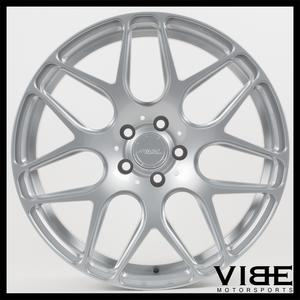 """19"""" MRR FS01 SILVER FLOW FORGED CONCAVE WHEELS RIMS FITS ACURA TL"""