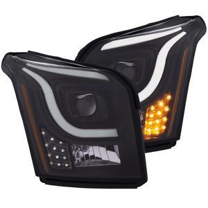 Anzo USA 111367 Projector Headlight Set Fits 15-18 Yukon Yukon XL