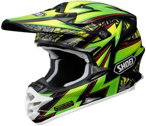 Shoei VFX-W Offroad Helmet Maelstrom TC4 Adult Size MD