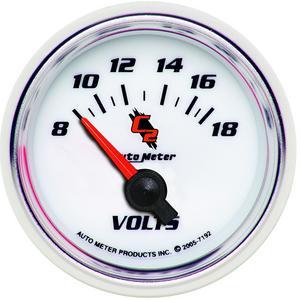AutoMeter 7192 C2 Electric Voltmeter