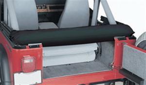 Smittybilt 600015 Soft Top Storage Boot Fits 97-06 Wrangler (LJ) Wrangler (TJ)