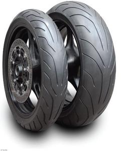 Vee Rubber M38701 VRM-387 Traveler Front/Rear Tire - 120/70ZR-17