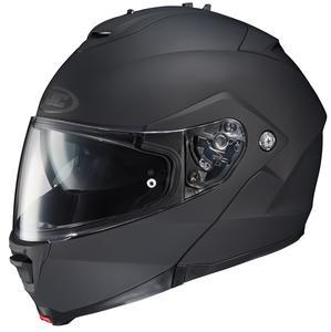 HJC IS-Max II Solid Helmet Matte Black (Black, Medium)