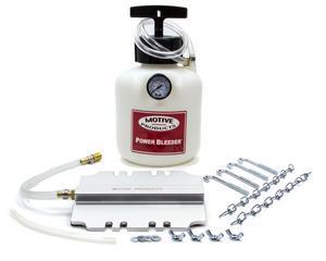 MOTIVE Early American Rectangular Style Power Bleeder Brake Bleeder Kit P/N 105