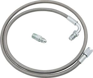 Allstar Performance 3AN Clutch Hose 36 in Braided Stainless P/N 46100-36