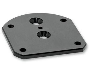 Techmount 4-60007B Garmin Zumo 660 Top Plate - Black