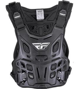 Fly Racing Revel Race CE Rated Roost (Black, Adult)