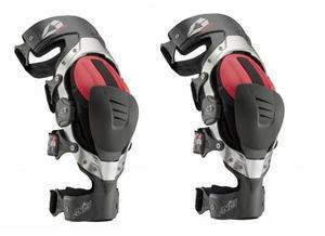 EVS Adult MX ATV Carbon Axis Pro Knee Braces L