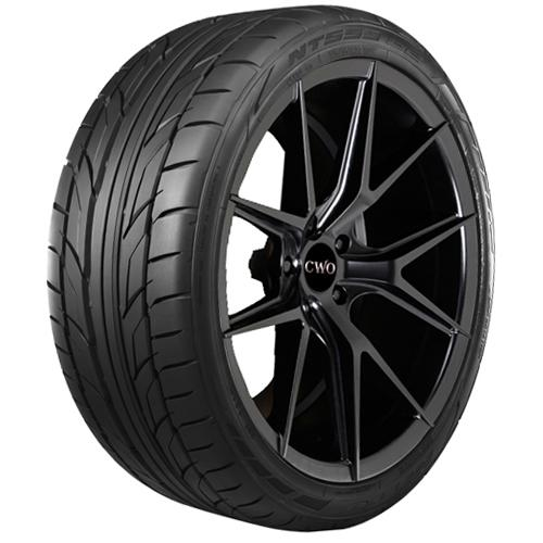 4-Nitto NT555 G2 275/40ZR18 R18 103W XL Tires