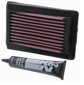 K&N Engineering YA-6604 High Flow Air Filter