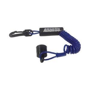 Atlantis A7457DP Performance Floating Lanyards - Blue - Sea Doo D.E.S.S Models