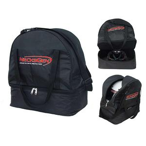 NecksGen Black Soft Lining Helmet Bag P/N NG400