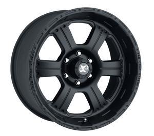 Pro Comp Alloy 7089-6883 Xtreme Alloys Series 7089 Black Finish