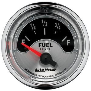AutoMeter 1217 American Muscle Fuel Level Gauge