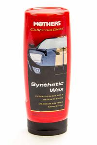 Mothers California Gold Synthetic Liquid Wax 16.00 oz Bottle P/N 05716