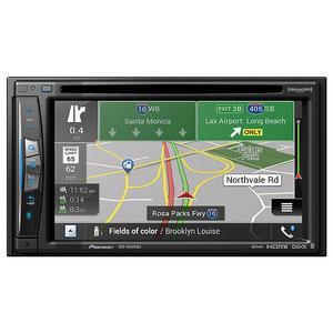 "Pioneer AVIC-W6400NEX 6.2"" Navigation Receiver with Wireless  Apple CarPlay"