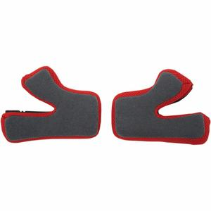AFX 0134-1984 Cheek Pads for FX-17 Helmet - Md - Red