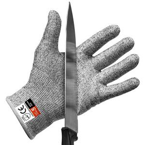 Cut Resistant Gloves Food Grade Level 5 Protection Safety Kitchen Cuts Gloves