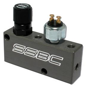 SSBC Performance Brakes A0730PL Brake Proportioning Valve