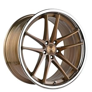 "20"" VERTINI RF1.5 FORGED BRONZE CONCAVE WHEELS RIMS FITS LEXUS RC350"