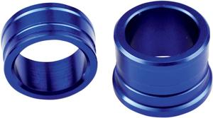 Scar Racing FRONT Wheel Spacers Blue for Yamaha FWS101
