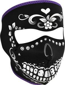 Zan Headgear Highway Honeys Muerte Full Mask WNFM078B