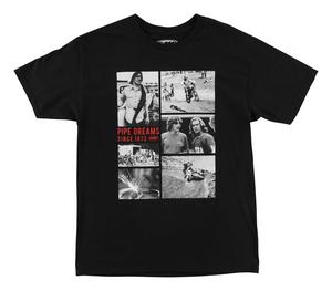 FMF Racing Pipe Dreams T-Shirt (Black, Small)