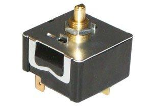 Associated Equipment Associated Rotary Selector Switch w/ Pointer Knob